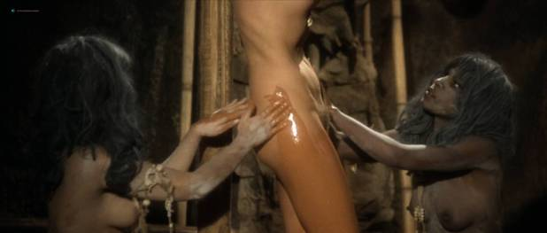 Ursula Andress nude - topless in - The Mountain of the Cannibal God (1978) HD 1080p ## (7)
