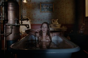 """Louise Bourgoin nude in """"Les aventures extraordinaires d'Adele Blanc-Sec"""" (2010) hd1080p"""