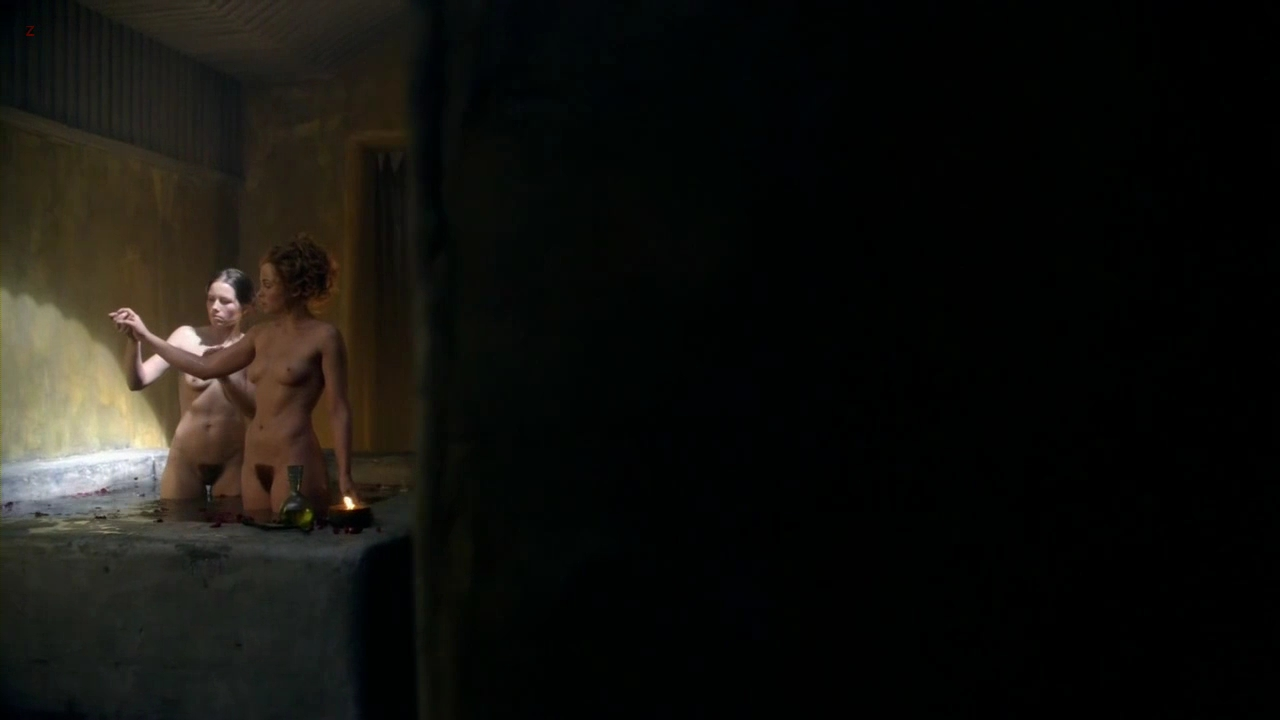 """Anna Hutchison full frontal nude from """"Spartacus"""" s3e6 hd720p"""