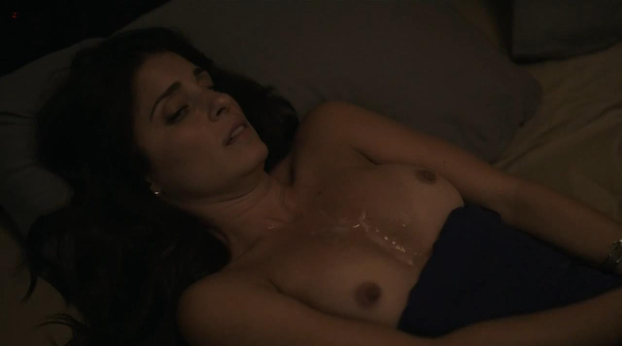 Shiri Appleby First Time Naked Topless And Surprise On Her -4751