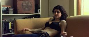 Alexandra Daddario busty lingerie and Tania Raymonde lingerie  - Texas Chainsaw 3D (2013) hd1080p