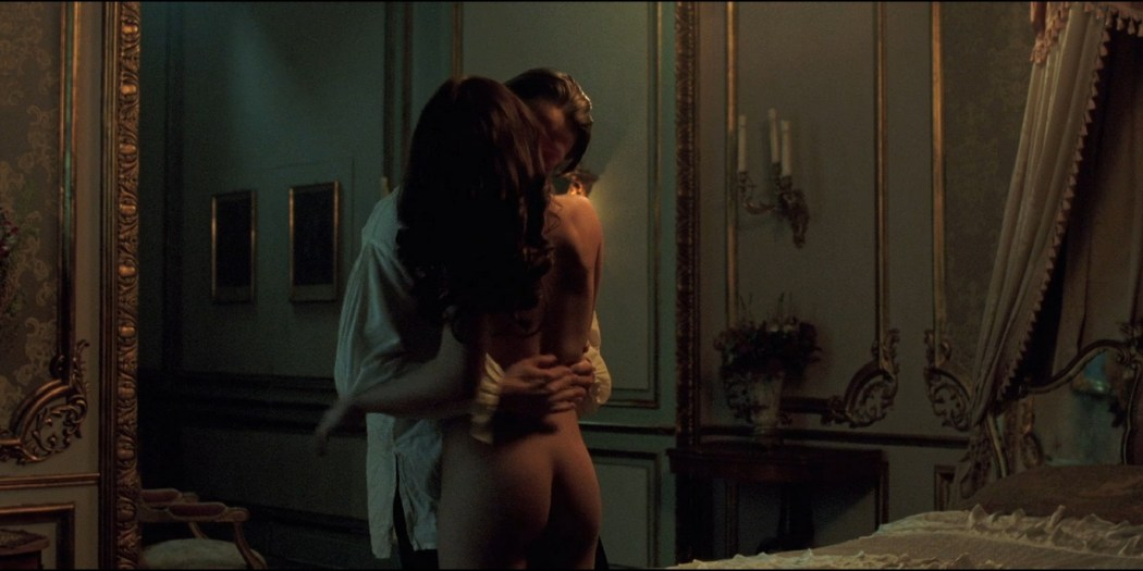 Alicia Vikander nude butt naked and sex - A Royal Affair (2012) HD 1080p BluRay (8)