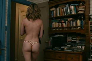 Brie Larson naked butt in thong – The Trouble With Bliss (2012) hd1080p