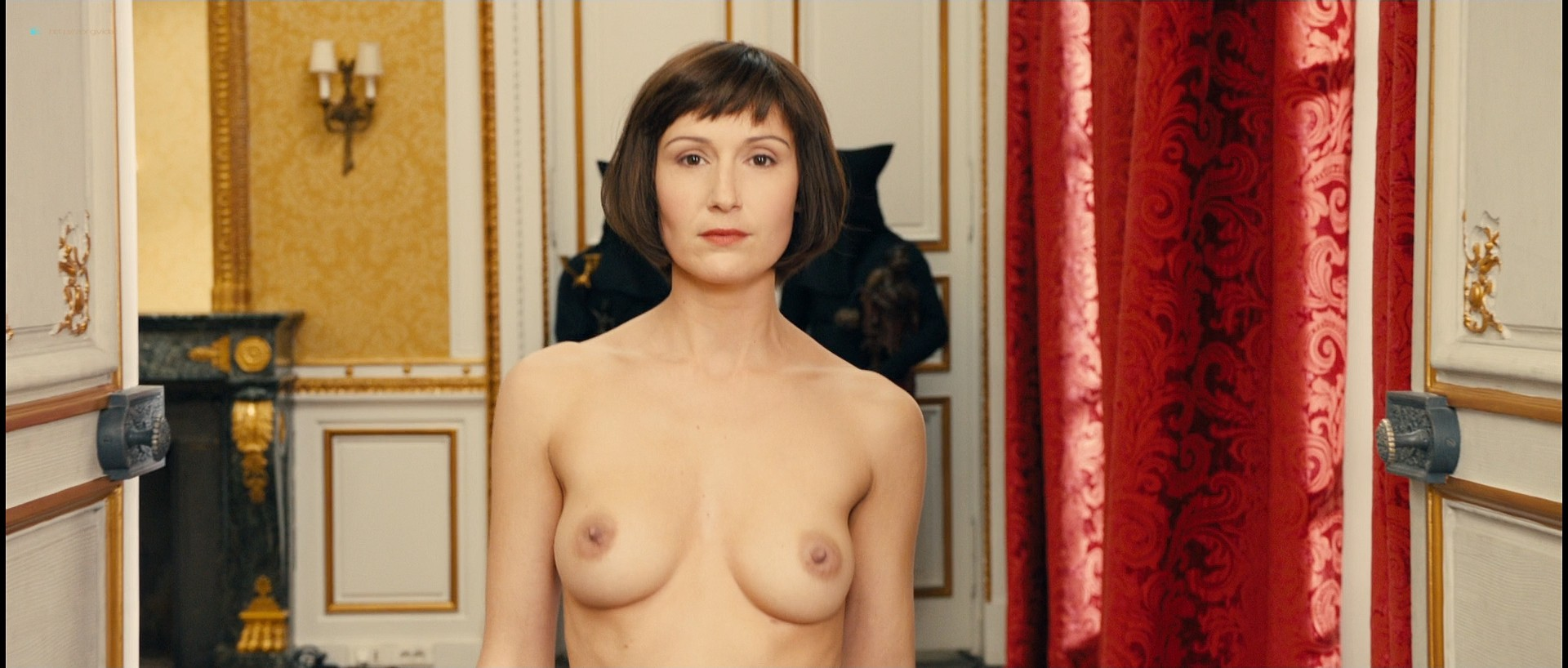 Brigitte Lo Cicero full frontal nude labia - L'exercice de l'État (2011) HD 1080p BluRay (9)