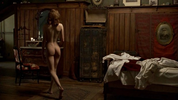 Evan Rachel Wood naked full frontal nude - Mildred Pierce s1e5 hd1080p (4)