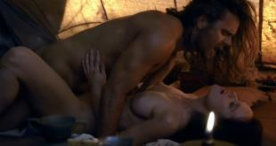 Gwendoline Taylor naked and sex - Spartacus (2003) s3e10 hd720p