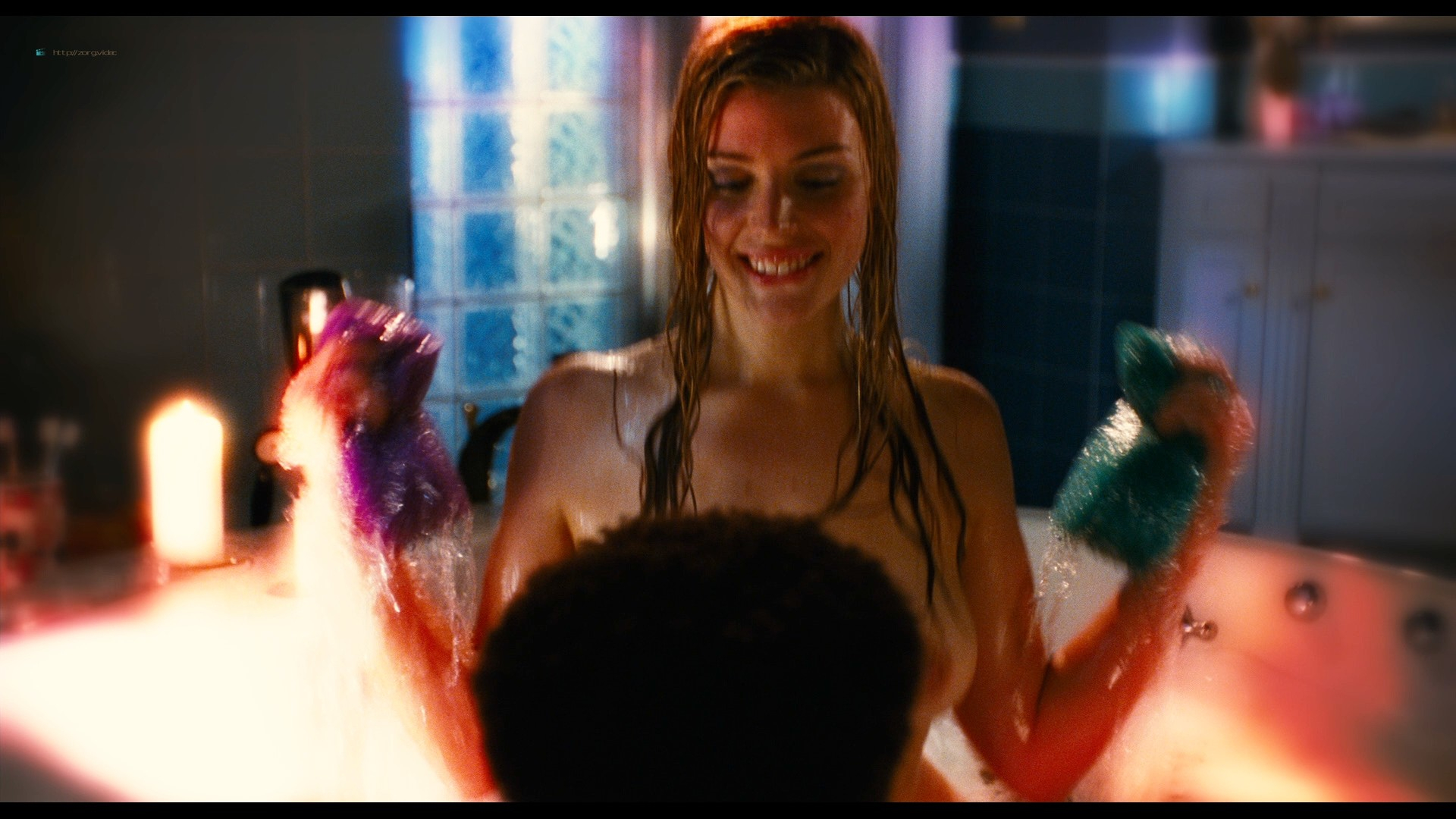 Jessica Pare nude Crystal Lowe topless Lyndsy Fonseca hot and sexy - Hot Tub Time Machine (2010) HD 1080p BluRay REMUX (14)