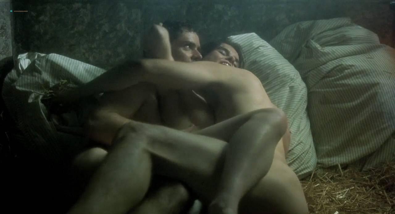Open hole nude girl