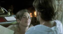 Kate Winslet and Rebecca Palmer naked Amelia Warner hot sexy - Quills (2000) HD 720p (4)