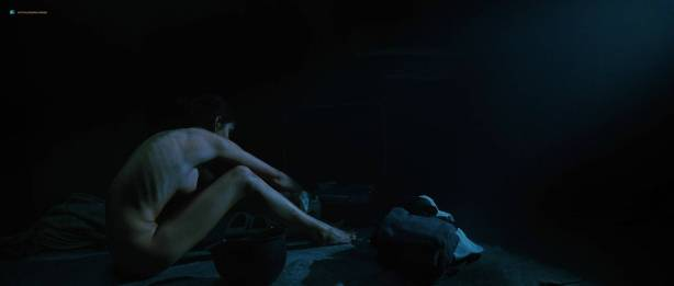 Martina Garcia full frontal nude from and Clara Lago nude topless - The Hidden Face (2011) HD 1080p (2)