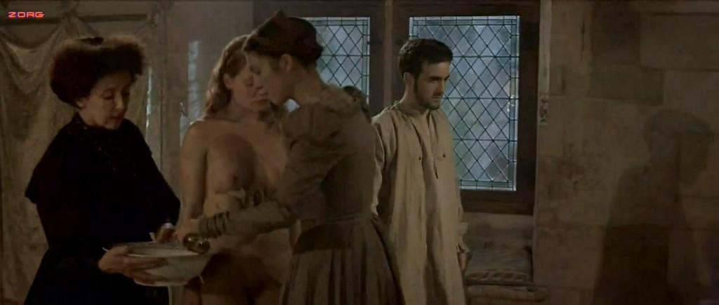 Melanie Thierry nude topless - La princesse de Montpensier (2010) hd1080p (6)