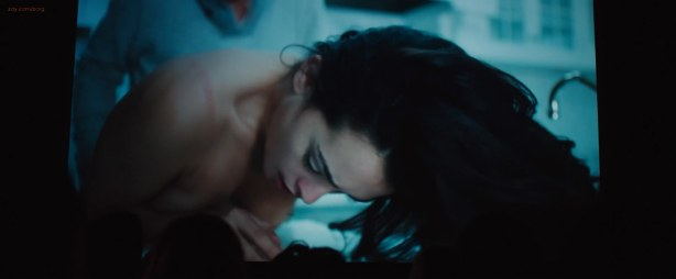 Natalie Martinez naked sex and brief nude topless - Broken City (2013) hd1080p 5