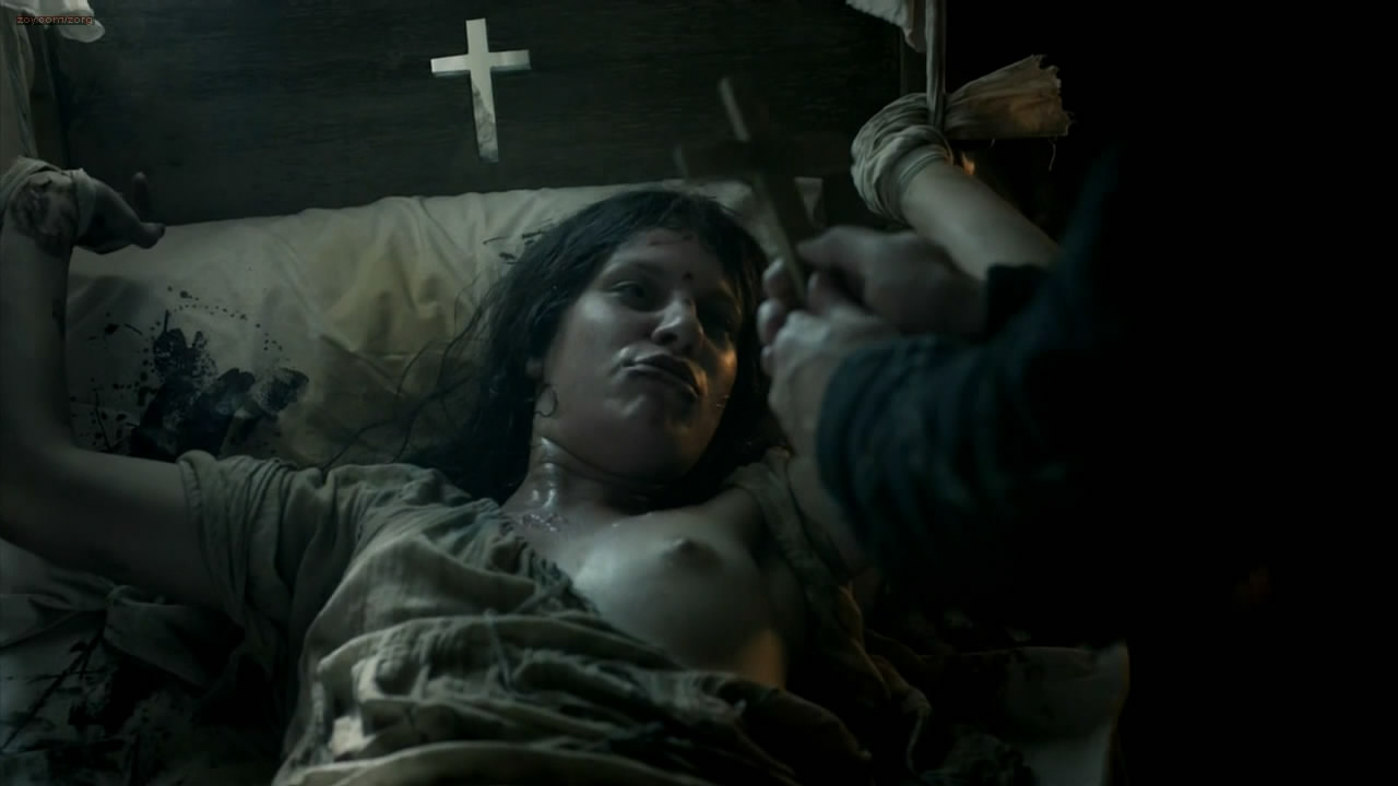 Sarah Ball nude topless - Da Vinci's Demons (2013) s1e3 hd720p