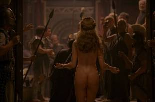 Sienna Guillory butt naked – Helen of Troy (2003) HD 1080p BluRay