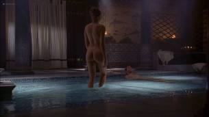 Sienna Guillory butt naked - Helen of Troy (2003) HD 1080p BluRay (3)