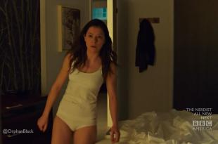Tatiana Maslany sex in the shower and sexy panties – Orphan Black (2013) s1e5 HD 720p