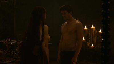 Carice van Houten nude topless butt and hot sex - Game of Thrones s3e8 hd1080p (10)