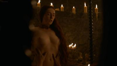 Carice van Houten nude topless butt and hot sex - Game of Thrones s3e8 hd1080p (5)