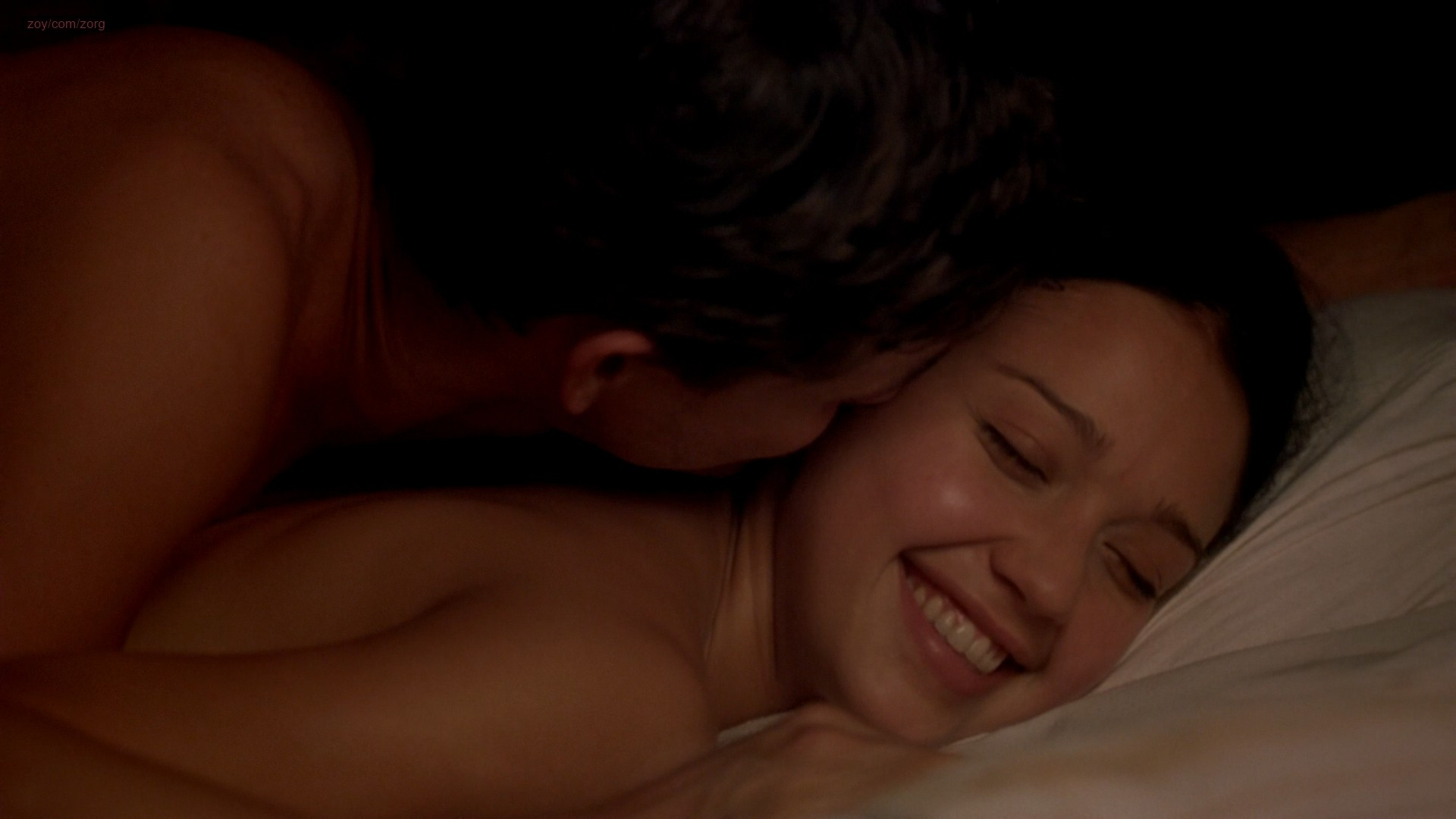 Emily Mortimer nude topless and Jessica Alba not nude hot and sexy - The Sleeping Dictionary (2003) HD 1080p (7)