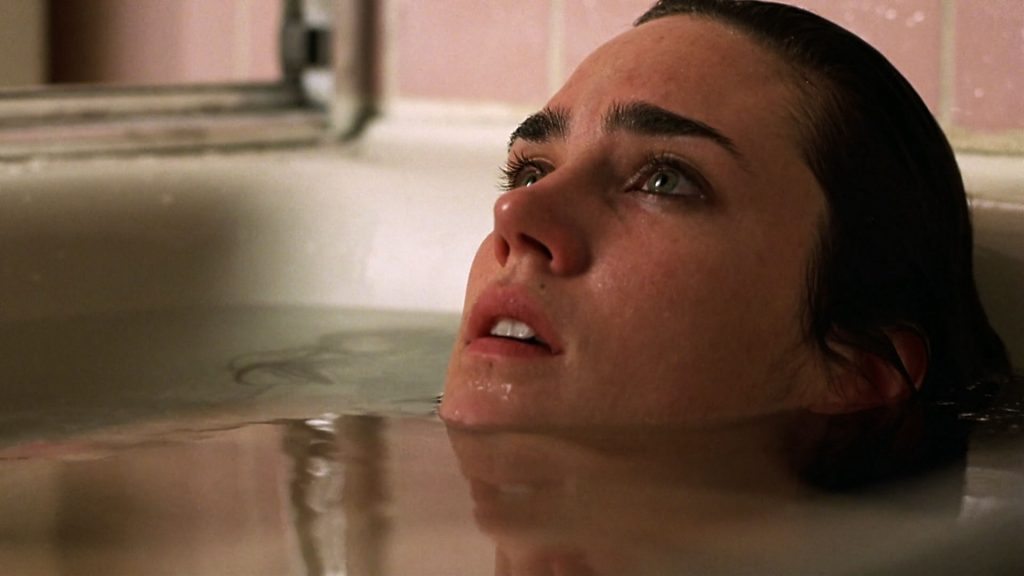 Jennifer Connelly nude and some sex - House of Sand and Fog (2003) HD 1080p BluRay (2)