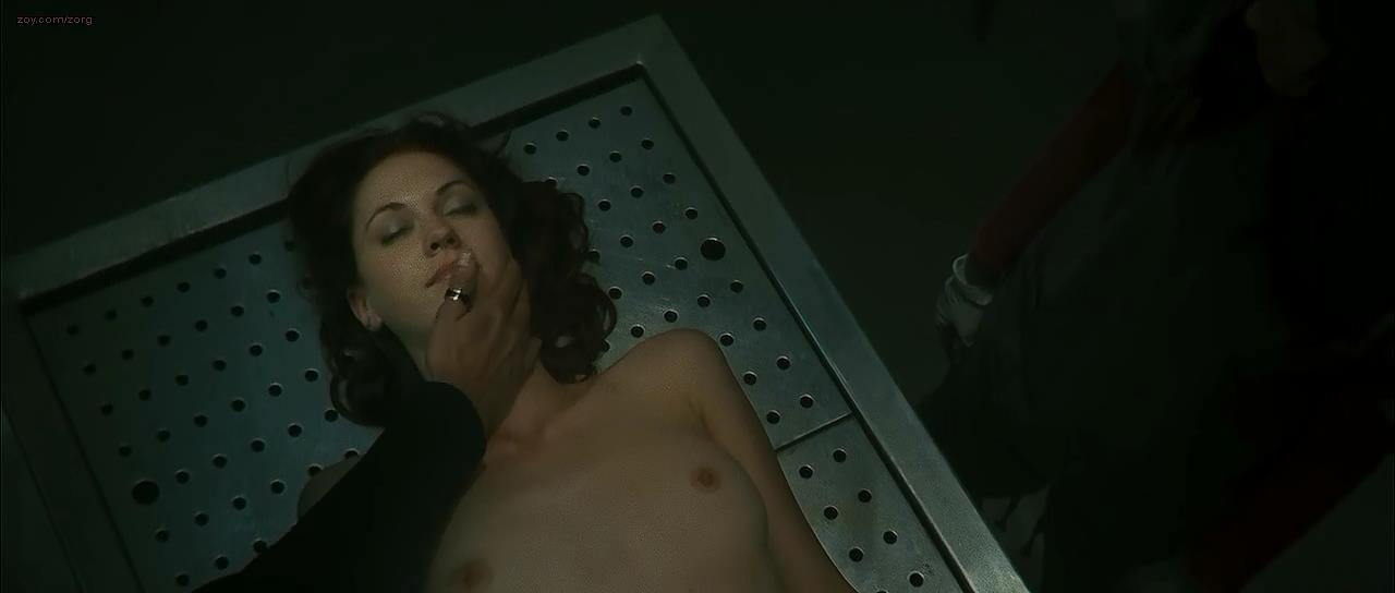 Alyssa Milano nude and bush and Lauren Lee Smith nude topless and sex - Pathology (2008) hd720/1080p (18)