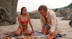 Michelle Johnson nude full frontal bush and Demi Moore nude topless - Blame It On Rio (1984) hd1080p (1)