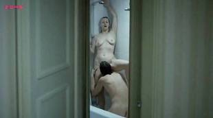 Petra Morze and Susanne Wuest all naked and explicit sex in movie - Antares (2004)