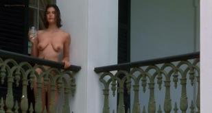 Teri Hatcher nude full frontal bush butt and nude topless - Haven's Prisoners (1996)