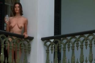 Teri Hatcher nude full frontal bush butt and nude topless – Haven's Prisoners (1996)