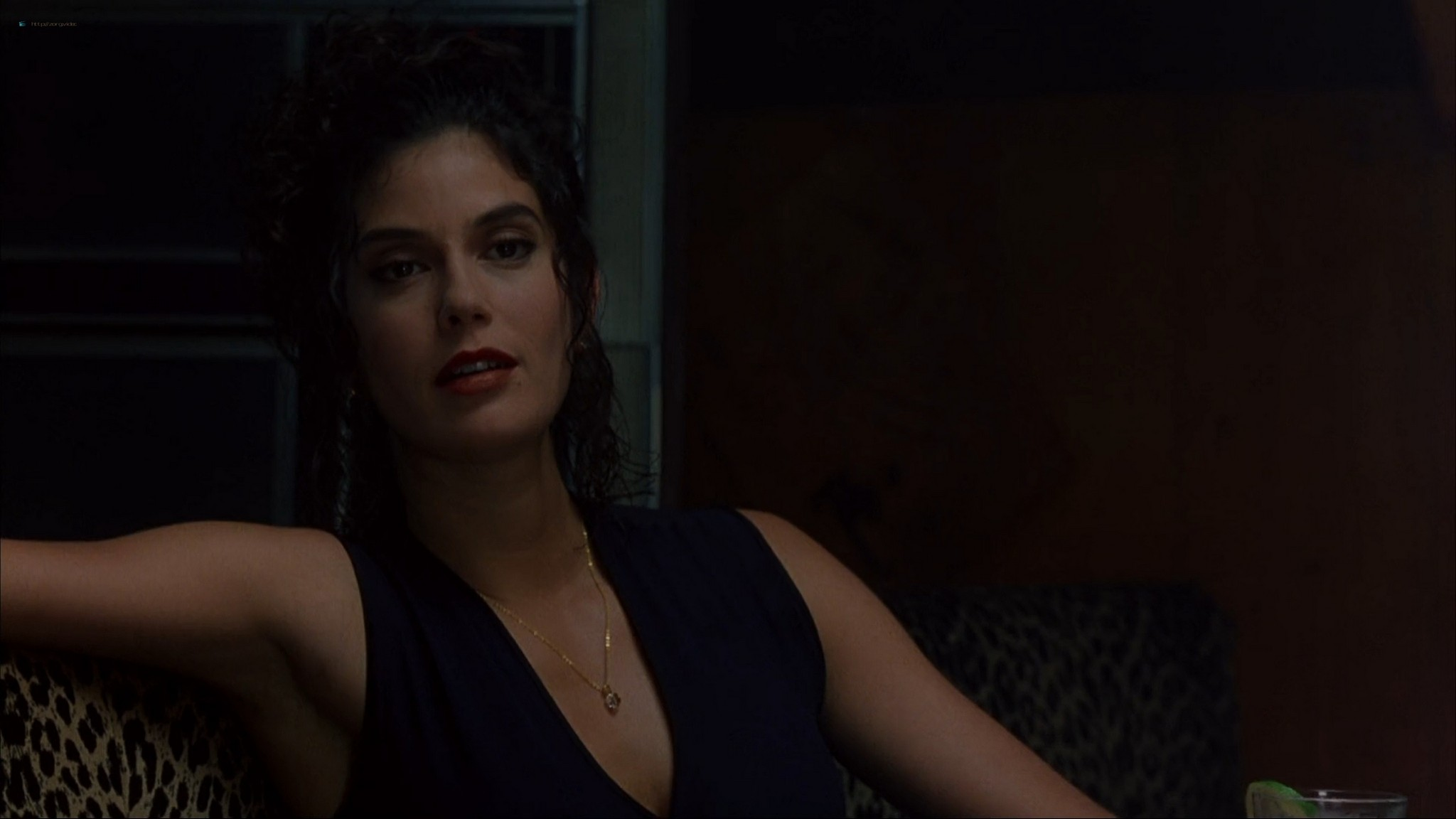Teri Hatcher nude full frontal bush butt and topless - Haven's Prisoners (1996) HD 1080p Web (8)