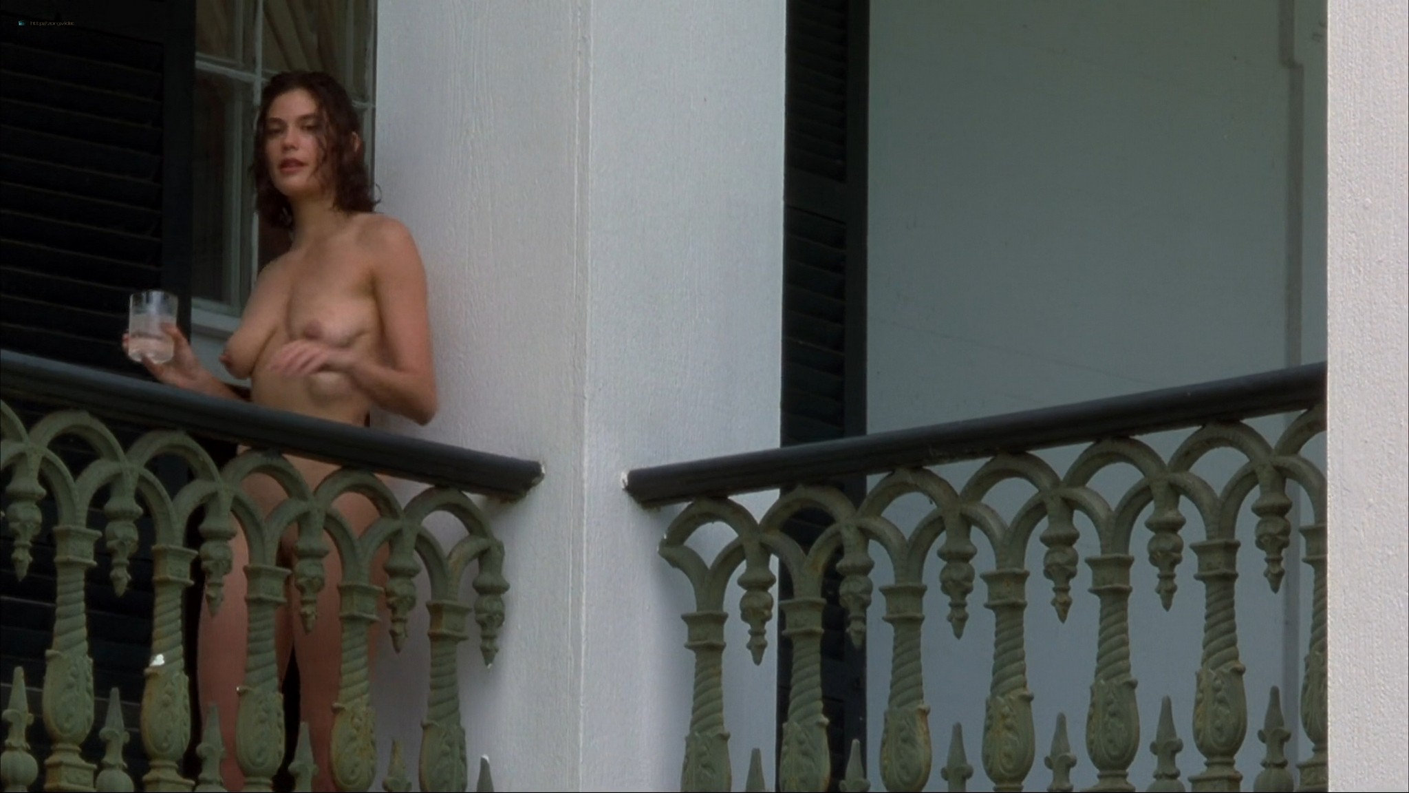 Teri Hatcher nude full frontal bush butt and topless - Haven's Prisoners (1996) HD 1080p Web (11)