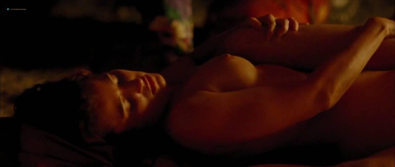 Vahina Giocante nude bush, boobs while skinny dipping - Paradise Cruise (FR-2013) HDTV 720p (13)