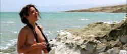 Vahina Giocante nude bush, boobs while skinny dipping - Paradise Cruise (FR-2013) HDTV 720p (11)
