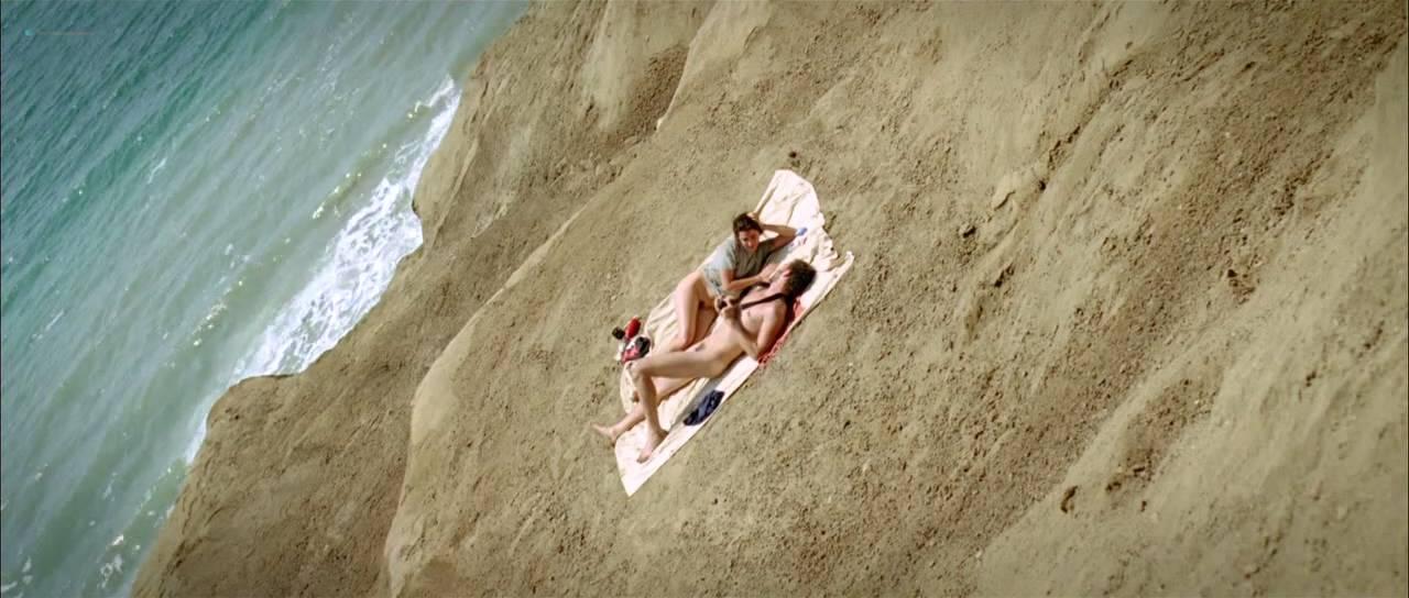 Vahina Giocante nude bush, boobs while skinny dipping - Paradise Cruise (FR-2013) HDTV 720p (10)