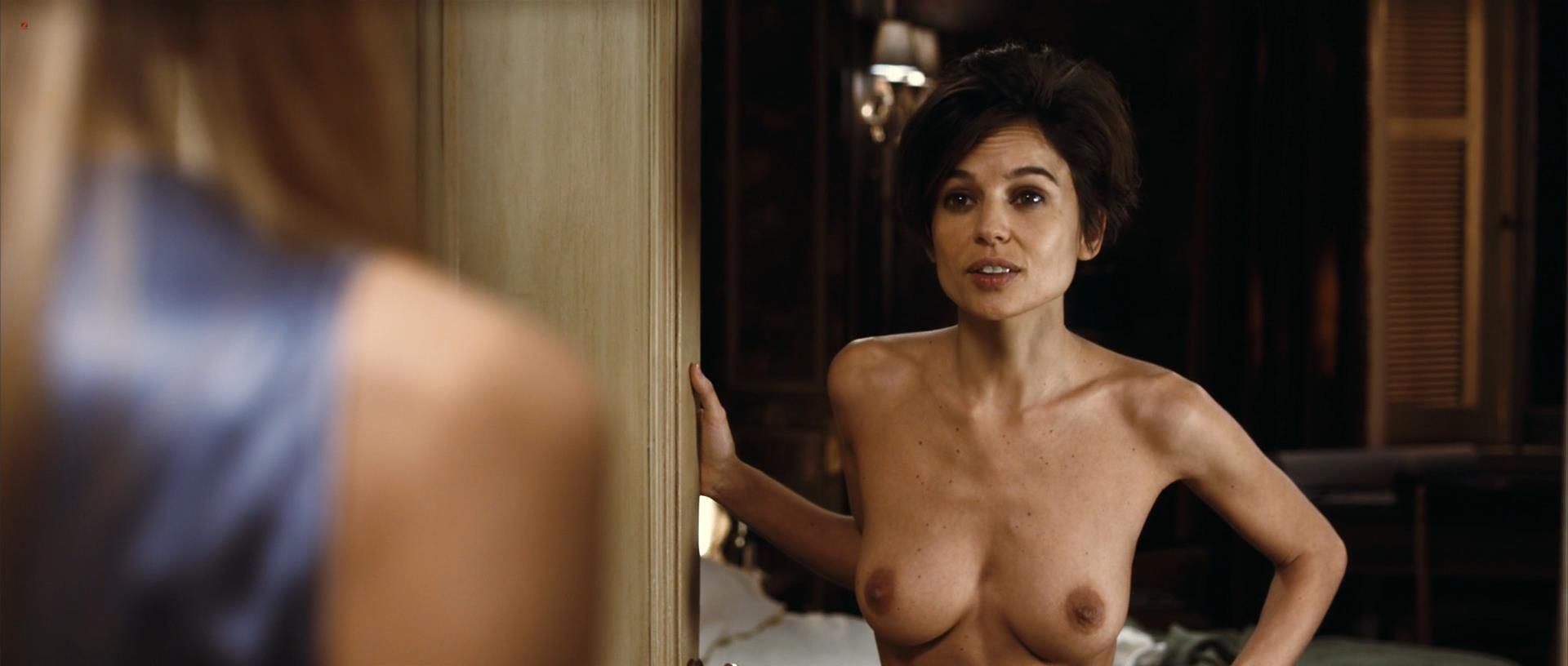 Elena Anaya nude full frontal and Natasha Yarovenko nude bush and lesbian sex - Room in Rome (2010) hd1080p