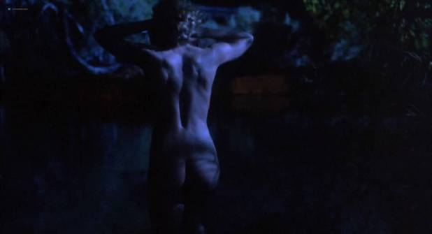 Jennifer Connelly nude butt, topless and Virginia Madsen nude too - The Hot Spot (1990) HD 1080p BluRay (9)