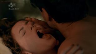 Kaya Scodelario hot and sex  - Skins (2013) s7e2 hd720p