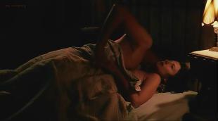 Melanie Laurent brief nude topless- Night Train to Lisbon (2013)