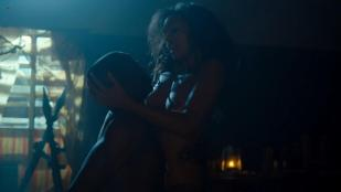 Melanie Liburd nude and sex - Strike Back s3e1-2 hd720p