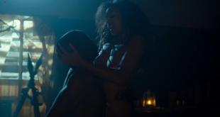 Melanie Liburd nude and sex - Strike Back s3e1-2 hd720p