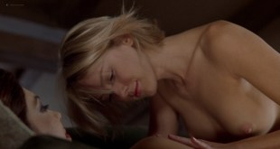 Naomi Watts nude and Laura Harring nude lesbian sex - Mulholland Drive (2001) HD 1080p BluRay (9)