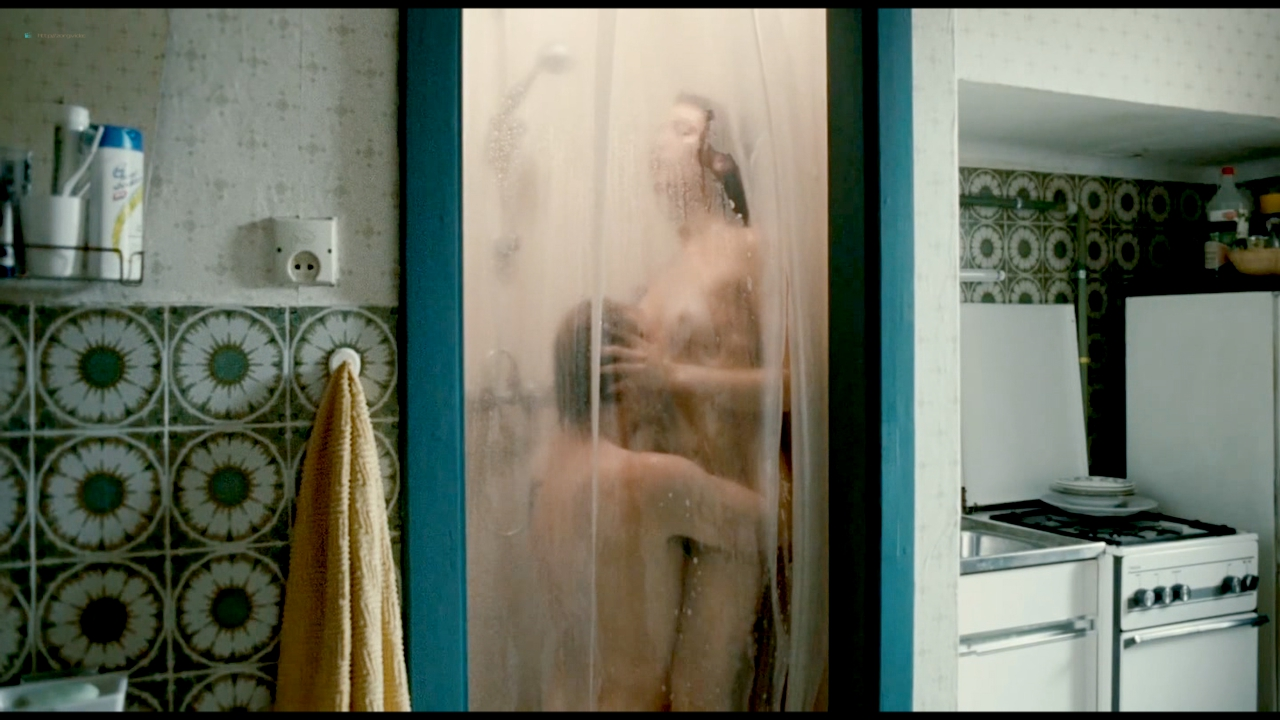 Irina Potapenko naked and sex in the shower and Ursula Strauss naked topless - Revanche (2008) hd720p (11)