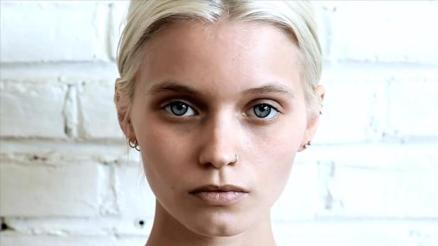 Abbey Lee Kershaw nude full frontal - Our Mountain IV Horses Music Video