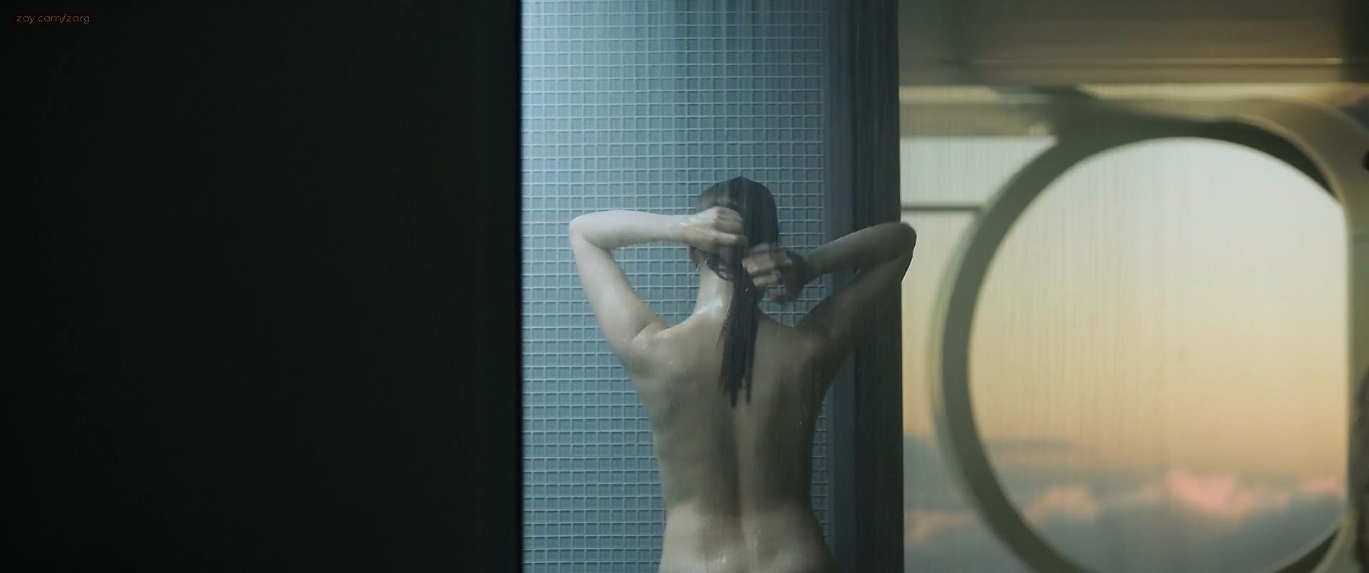 Andrea Riseborough Nude andrea riseborough nude skinny dipping - oblivion (2013) hd1080p