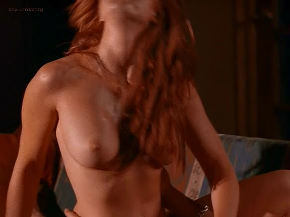 Question angie everhart sex scene lesbian sorry