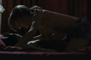 Antonia Liskova nude topless sex lesbian and Maria de Medeiros hot sex  – Shelter Me (2007)