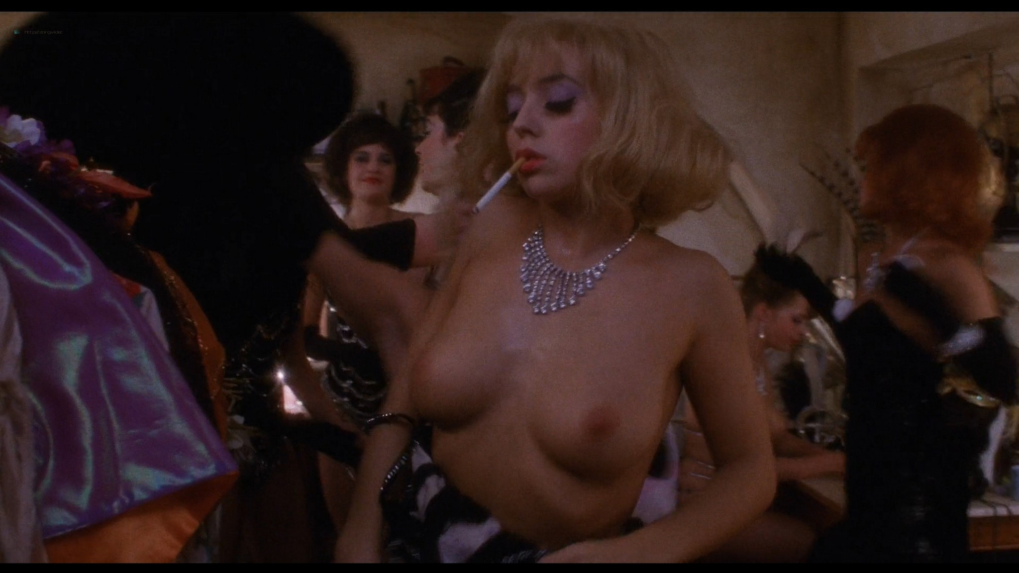 Bridget Fonda nude butt boobs Britt Ekland nude Joanne Whalley hot - Scandal (1989) HD 1080p BluRay (18)