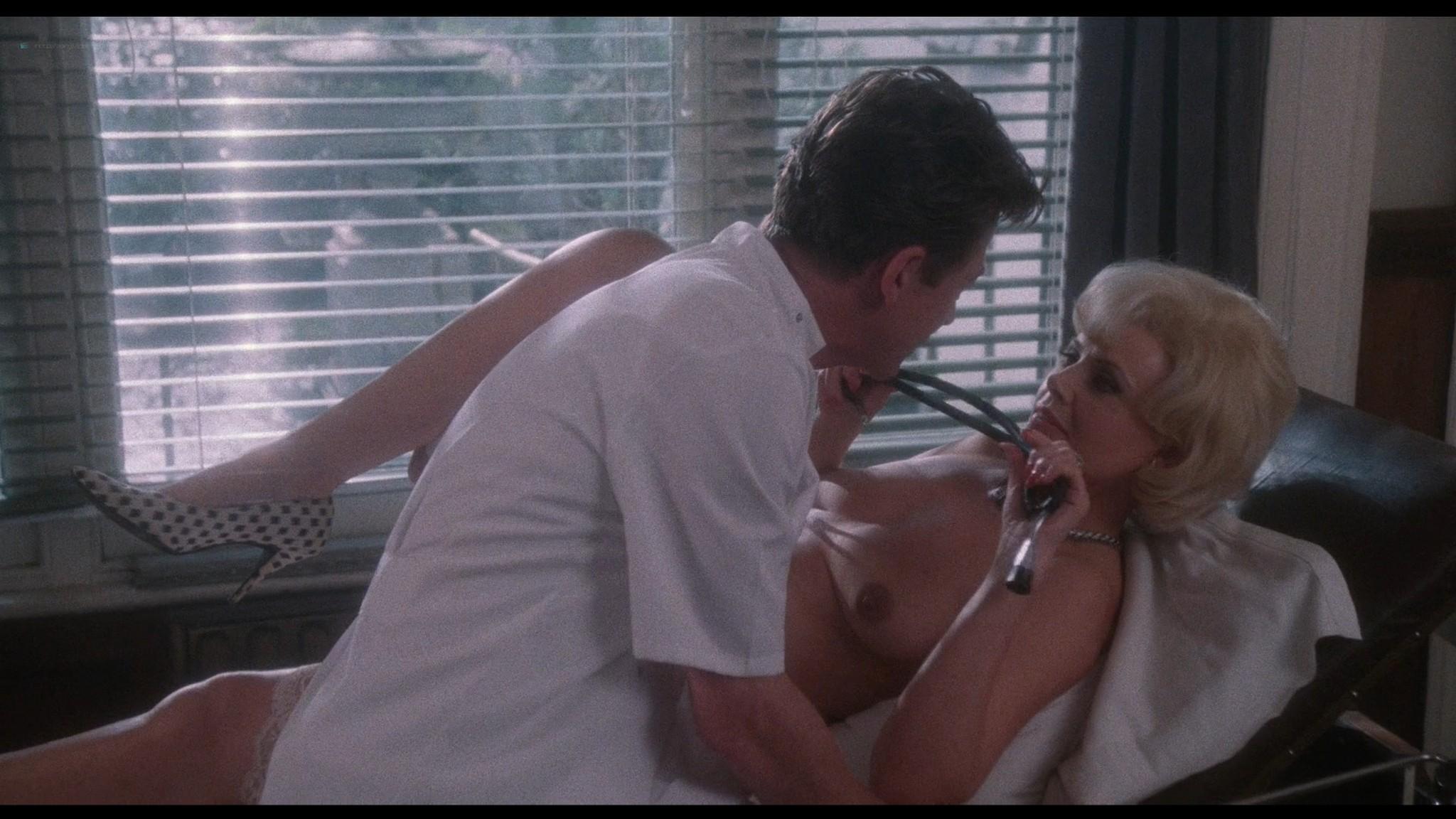 Bridget Fonda nude butt boobs Britt Ekland nude Joanne Whalley hot - Scandal (1989) HD 1080p BluRay (9)