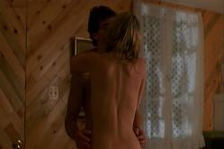 Caren Kaye nude topless sex and skinny dipping - My Tutor (1983)