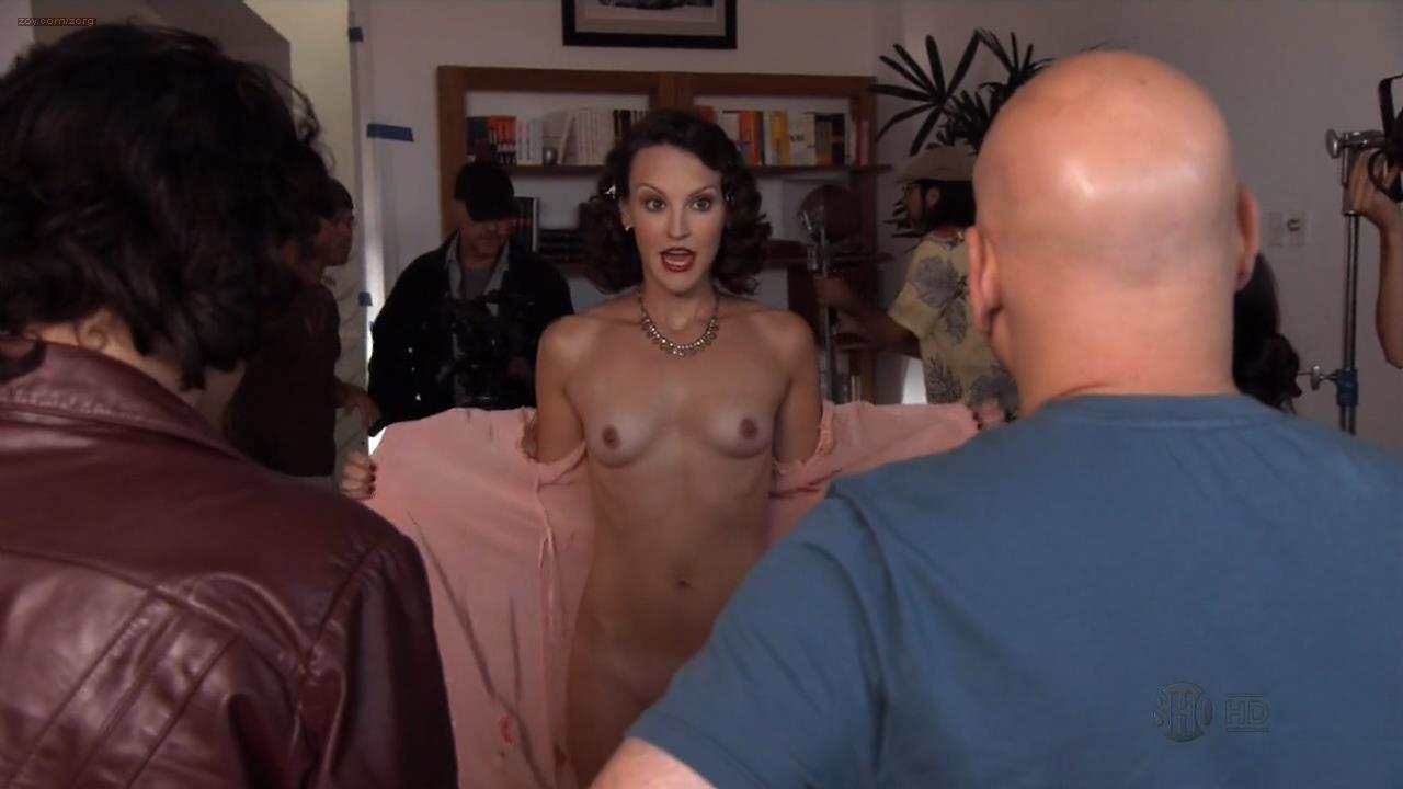 carla gallo topless